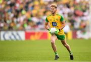 5 August 2018; Stephen McMenamin of Donegal during the GAA Football All-Ireland Senior Championship Quarter-Final Group 2 Phase 3 match between Tyrone and Donegal at MacCumhaill Park in Ballybofey, Co Donegal. Photo by Stephen McCarthy/Sportsfile