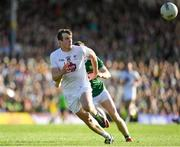 4 August 2018; Paddy Brophy of Kildare during the GAA Football All-Ireland Senior Championship Quarter-Final Group 1 Phase 3 match between Kerry and Kildare at Fitzgerald Stadium in Killarney, Kerry. Photo by Brendan Moran/Sportsfile