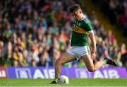 4 August 2018; David Clifford of Kerry during the GAA Football All-Ireland Senior Championship Quarter-Final Group 1 Phase 3 match between Kerry and Kildare at Fitzgerald Stadium in Killarney, Kerry. Photo by Brendan Moran/Sportsfile