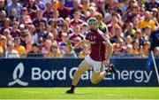 5 August 2018; Cathal Mannion of Galway during the GAA Hurling All-Ireland Senior Championship semi-final replay match between Galway and Clare at Semple Stadium in Thurles, Co Tipperary. Photo by Brendan Moran/Sportsfile