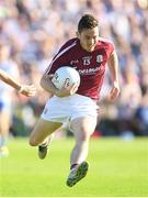 4 August 2018; Ian Burke of Galway during the GAA Football All-Ireland Senior Championship Quarter-Final Group 1 Phase 3 match between Galway and Monaghan at Pearse Stadium in Galway. Photo by Ramsey Cardy/Sportsfile