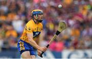 5 August 2018; Seadna Morey of Clare during the GAA Hurling All-Ireland Senior Championship Semi-Final Replay match between Galway and Clare at Semple Stadium in Thurles, Co Tipperary. Photo by Ramsey Cardy/Sportsfile