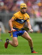 5 August 2018; Colm Galvin of Clare during the GAA Hurling All-Ireland Senior Championship Semi-Final Replay match between Galway and Clare at Semple Stadium in Thurles, Co Tipperary. Photo by Ramsey Cardy/Sportsfile