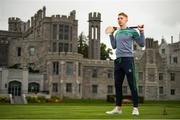 8 August 2018; Cian Lynch of Limerick poses for a portrait during a Limerick Hurling Press Conference at the Adare Manor Hotel and Golf Resort in Limerick ahead of the GAA Hurling All-Ireland Senior Championship Final. Photo by Diarmuid Greene/Sportsfile