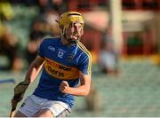 8 August 2018; Mark Kehoe of Tipperary celebrates after scoring his side's first goal during the Bord Gais Energy GAA Hurling All-Ireland U21 Championship Semi-Final match between Galway and Tipperary at the Gaelic Grounds in Limerick. Photo by Diarmuid Greene/Sportsfile