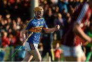 8 August 2018; Jake Morris of Tipperary celebrates after scoring his side's second goal during the Bord Gais Energy GAA Hurling All-Ireland U21 Championship Semi-Final match between Galway and Tipperary at the Gaelic Grounds in Limerick. Photo by Diarmuid Greene/Sportsfile