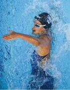 9 August 2018; Arianna Valloni of San Marino competing in the Women's 400m Individual Meley preliminary heat during day eight of the 2018 European Championships at Tollcross International Swimming Centre in Glasgow, Scotland. Photo by David Fitzgerald/Sportsfile