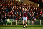 8 August 2018; Seán Bleahene of Galway during the Bord Gais Energy GAA Hurling All-Ireland U21 Championship Semi-Final match between Galway and Tipperary at the Gaelic Grounds in Limerick. Photo by Diarmuid Greene/Sportsfile