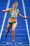 10 August 2018; Phil Healy of Ireland competing in the Women's 200m Semi-Final during Day 4 of the 2018 European Athletics Championships at The Olympic Stadium in Berlin, Germany. Photo by Sam Barnes/Sportsfile
