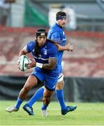10 August 2018; Joe Tomane of Leinster during the Pre-Season Friendly match between Montauban and Leinster at Stade Sapiac, in Montauban, France. Photo by Manuel Blondeau/Sportsfile