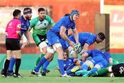 10 August 2018; Ian Nagle of Leinster during the Pre-Season Friendly match between Montauban and Leinster at Stade Sapiac, in Montauban, France. Photo by Manuel Blondeau/Sportsfile