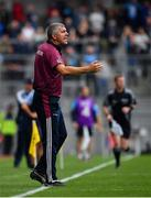 11 August 2018; Galway manager Kevin Walsh during the GAA Football All-Ireland Senior Championship semi-final match between Dublin and Galway at Croke Park in Dublin. Photo by Brendan Moran/Sportsfile