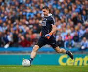 11 August 2018; Stephen Cluxton of Dublin during the GAA Football All-Ireland Senior Championship semi-final match between Dublin and Galway at Croke Park in Dublin.  Photo by Ray McManus/Sportsfile