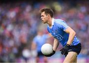 11 August 2018; Dean Rock of Dublin during the GAA Football All-Ireland Senior Championship semi-final match between Dublin and Galway at Croke Park in Dublin. Photo by Stephen McCarthy/Sportsfile