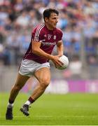 11 August 2018; Seán Armstrong of Galway during the GAA Football All-Ireland Senior Championship semi-final match between Dublin and Galway at Croke Park in Dublin.  Photo by Brendan Moran/Sportsfile