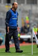 11 August 2018; Galway manager Donal Ó Fátharta during the Electric Ireland GAA Football All-Ireland Minor Championship semi-final match between Galway and Meath at Croke Park in Dublin. Photo by Brendan Moran/Sportsfile