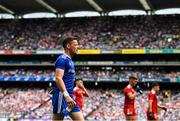 12 August 2018; Conor McManus of Monaghan during the pre-parade parade prior to the GAA Football All-Ireland Senior Championship semi-final match between Monaghan and Tyrone at Croke Park in Dublin. Photo by Brendan Moran/Sportsfile