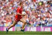 12 August 2018; Peter Harte of Tyrone during the GAA Football All-Ireland Senior Championship semi-final match between Monaghan and Tyrone at Croke Park in Dublin. Photo by Brendan Moran/Sportsfile