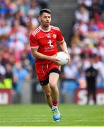 12 August 2018; Mattie Donnelly of Tyrone during the GAA Football All-Ireland Senior Championship semi-final match between Monaghan and Tyrone at Croke Park in Dublin. Photo by Ramsey Cardy/Sportsfile