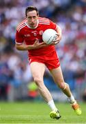 12 August 2018; Colm Cavanagh of Tyrone during the GAA Football All-Ireland Senior Championship semi-final match between Monaghan and Tyrone at Croke Park in Dublin. Photo by Ramsey Cardy/Sportsfile