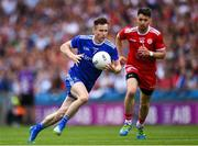 12 August 2018; Karl O'Connell of Monaghan during the GAA Football All-Ireland Senior Championship semi-final match between Monaghan and Tyrone at Croke Park in Dublin. Photo by Ramsey Cardy/Sportsfile