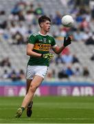 12 August 2018; Michael Lenihan of Kerry during the Electric Ireland GAA Football All-Ireland Minor Championship semi-final match between Kerry and Monaghan at Croke Park in Dublin. Photo by Ray McManus/Sportsfile