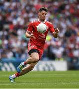 12 August 2018; Mattie Donnelly of Tyrone during the GAA Football All-Ireland Senior Championship semi-final match between Monaghan and Tyrone at Croke Park in Dublin. Photo by Ray McManus/Sportsfile