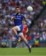 12 August 2018; Shane Carey of Monaghan during the GAA Football All-Ireland Senior Championship semi-final match between Monaghan and Tyrone at Croke Park in Dublin. Photo by Ray McManus/Sportsfile