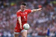 12 August 2018; Connor McAliskey of Tyrone during the GAA Football All-Ireland Senior Championship semi-final match between Monaghan and Tyrone at Croke Park in Dublin. Photo by Ray McManus/Sportsfile