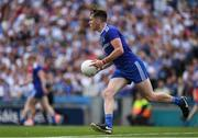 12 August 2018; Niall Kearns of Monaghan during the GAA Football All-Ireland Senior Championship semi-final match between Monaghan and Tyrone at Croke Park in Dublin. Photo by Ray McManus/Sportsfile