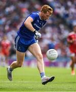 12 August 2018; Kieran Hughes of Monaghan during the GAA Football All-Ireland Senior Championship semi-final match between Monaghan and Tyrone at Croke Park in Dublin. Photo by Ray McManus/Sportsfile