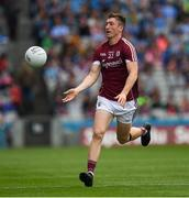 11 August 2018; Johnny Heaney of Galway during the GAA Football All-Ireland Senior Championship semi-final match between Dublin and Galway at Croke Park in Dublin.  Photo by Ray McManus/Sportsfile