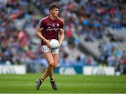 11 August 2018; Shane Walsh of Galway during the GAA Football All-Ireland Senior Championship semi-final match between Dublin and Galway at Croke Park in Dublin.  Photo by Ray McManus/Sportsfile
