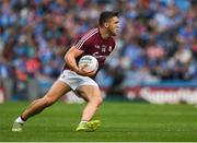 11 August 2018; Damien Comer of Galway during the GAA Football All-Ireland Senior Championship semi-final match between Dublin and Galway at Croke Park in Dublin.  Photo by Ray McManus/Sportsfile