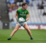 11 August 2018; Bryan McCormack of Meath during the Electric Ireland GAA Football All-Ireland Minor Championship semi-final match between Galway and Meath at Croke Park in Dublin. Photo by Ray McManus/Sportsfile