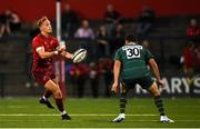 17 August 2018; Mike Haley of Munster during the Keary's Renault pre-season friendly match between Munster and London Irish at Irish Independent Park in Cork. Photo by Diarmuid Greene/Sportsfile