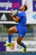 17 August 2018; Adam Byrne of Leinster ahead of the Bank of Ireland Pre-season Friendly match between Leinster and Newcastle Falcons at Energia Park in Dublin. Photo by Ramsey Cardy/Sportsfile