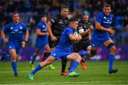 17 August 2018; Luke McGrath of Leinster during the Bank of Ireland Pre-season Friendly match between Leinster and Newcastle Falcons at Energia Park in Dublin. Photo by Ramsey Cardy/Sportsfile