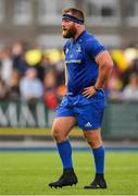 17 August 2018; Michael Bent of Leinster during the Bank of Ireland Pre-season Friendly match between Leinster and Newcastle Falcons at Energia Park in Dublin. Photo by Brendan Moran/Sportsfile