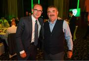 17 August 2018; Republic of Ireland manager Martin O'Neill at the FAI Delegates Dinner & FAI Communications Awards at the Rochestown Park Hotel in Cork. Photo by Stephen McCarthy/Sportsfile