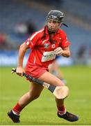 18 August 2018; Amy O'Connor of Cork during the Liberty Insurance All-Ireland Senior Camogie Championship semi-final match between Cork and Tipperary at Semple Stadium in Thurles, Tipperary. Photo by Matt Browne/Sportsfile