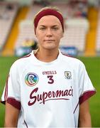 18 August 2018; Sarah Dervan of Galway during the Liberty Insurance All-Ireland Senior Camogie Championship semi-final match between Galway and Kilkenny at Semple Stadium in Thurles, Tipperary. Photo by Matt Browne/Sportsfile