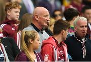 19 August 2018; Kilkenny senior hurling manager Brian Cody in attendance at the GAA Hurling All-Ireland Senior Championship Final match between Galway and Limerick at Croke Park in Dublin.  Photo by Piaras Ó Mídheach/Sportsfile