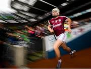 19 August 2018; Joe Canning of Galway makes his way onto the pitch prior to the GAA Hurling All-Ireland Senior Championship Final match between Galway and Limerick at Croke Park in Dublin. Photo by Stephen McCarthy/Sportsfile