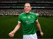 19 August 2018; Shane Dowling of Limerick celebrates following the GAA Hurling All-Ireland Senior Championship Final match between Galway and Limerick at Croke Park in Dublin. Photo by Stephen McCarthy/Sportsfile