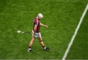 19 August 2018; A dejected Joe Canning of Galway after missing a free during the GAA Hurling All-Ireland Senior Championship Final match between Galway and Limerick at Croke Park in Dublin. Photo by Daire Brennan/Sportsfile