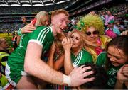 19 August 2018; Cian Lynch of Limerick celebrates following the GAA Hurling All-Ireland Senior Championship Final between Galway and Limerick at Croke Park in Dublin. Photo by Stephen McCarthy/Sportsfile