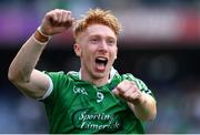 19 August 2018; Cian Lynch of Limerick celebrates after the GAA Hurling All-Ireland Senior Championship Final match between Galway and Limerick at Croke Park in Dublin.  Photo by Brendan Moran/Sportsfile