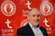 20 August 2018; Tyrone Manager Mickey Harte  during a Tyrone Football Press Conference ahead of GAA Football All-Ireland Senior Championship Final at Tyrone Centre of Excellence, in Garvaghey, Tyrone. Photo by Oliver McVeigh/Sportsfile