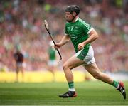 19 August 2018; Peter Casey of Limerick during the GAA Hurling All-Ireland Senior Championship Final between Galway and Limerick at Croke Park in Dublin. Photo by Stephen McCarthy/Sportsfile